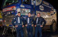 Van Velsen Rallysport: DAKAR 2017 is volbracht!