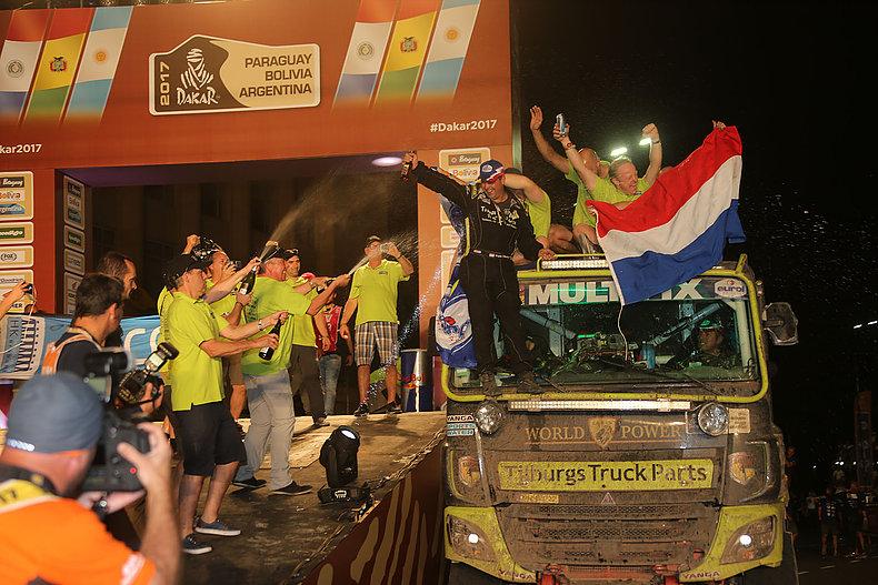 Frank Tilburgs: Meer bereikt dan gehoopt