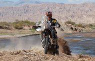 Robert van Pelt komt steeds dichter bij de finish van de Dakar Rally