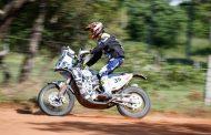 Robert van Pelt moet tot op het tandvlees in tweede etappe Dakar Rally