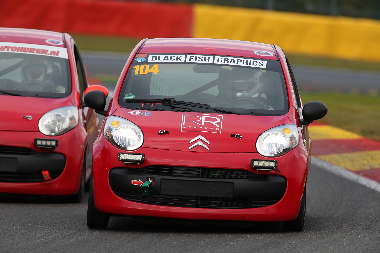 Hier is de C1 Racing Cup!