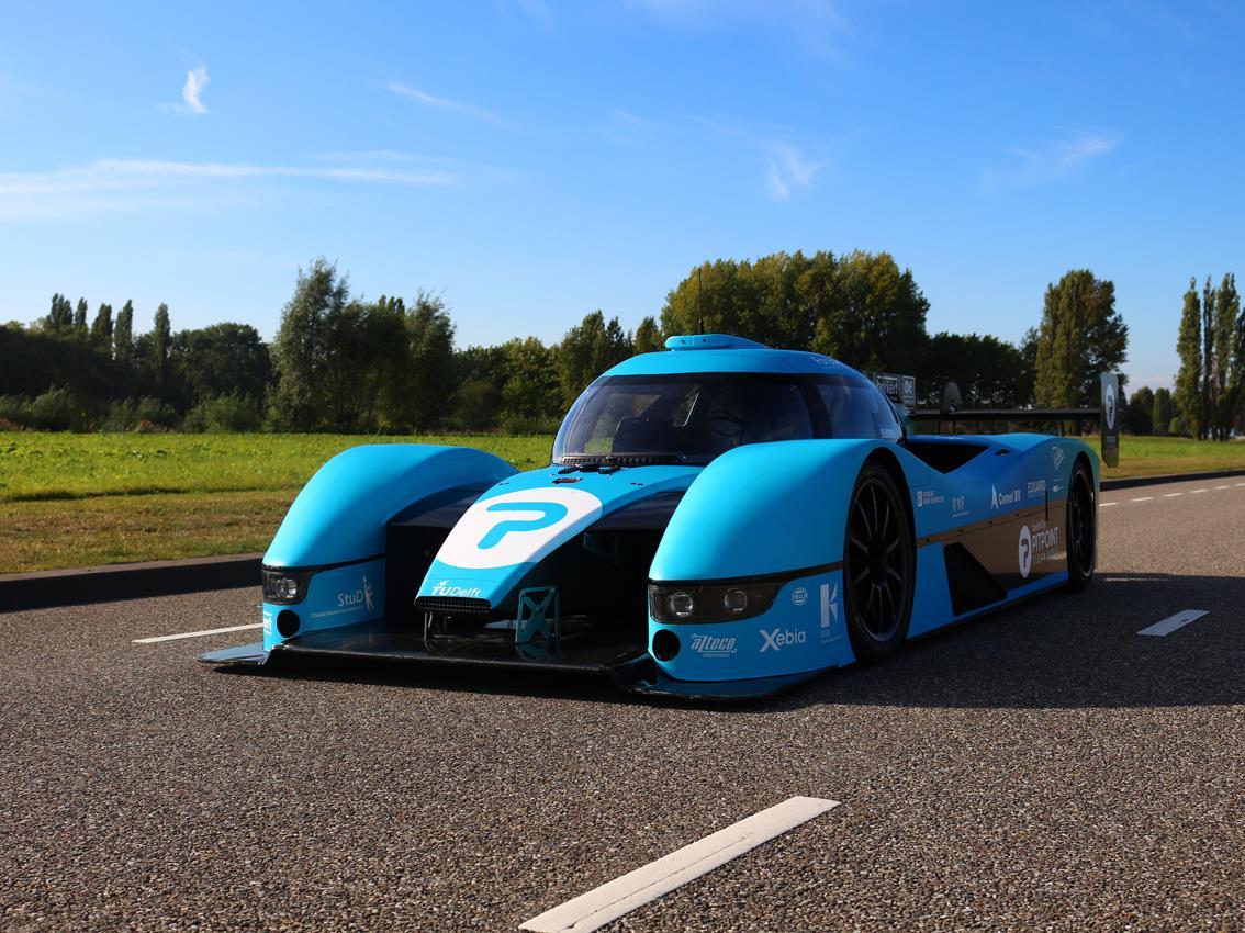 Het verhaal achter de nieuwste waterstofracer