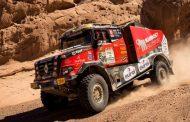 Mammoet rallysport:  'We zijn allemaal moegestreden´