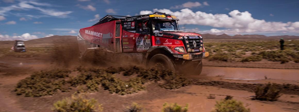Mammoet rallysport: 'We laten zien geen eendagsvlieg te zijn´