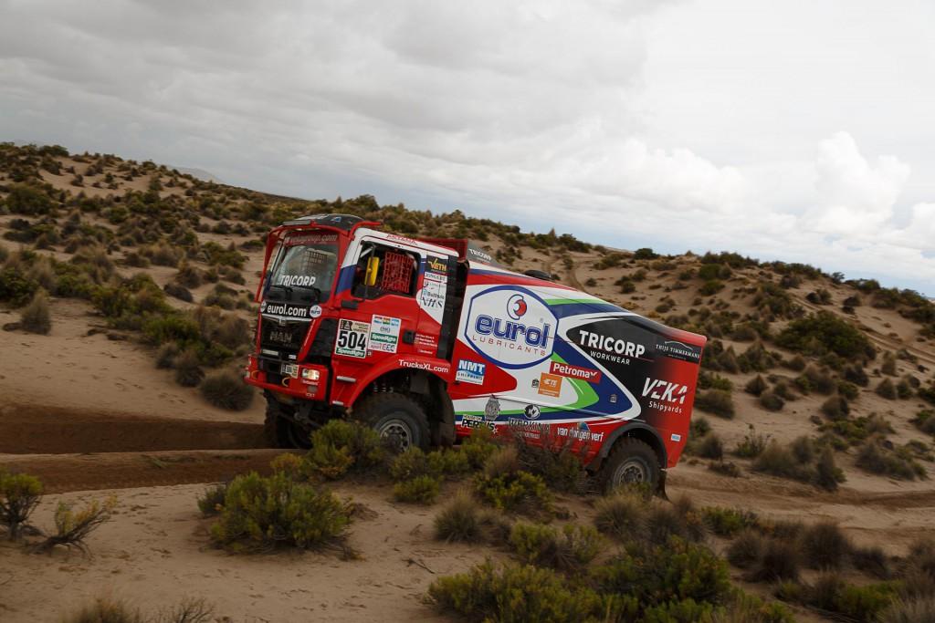 Dakar 2017 etappe 10: Dag van de Groene Tafel in San Juan