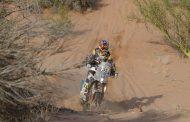 De laatste loodjes in de Dakar Rally beginnen zwaar te wegen voor Robert van Pelt
