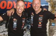 Coronel dakar: Tim en Tom Coronel klaar voor Dakar rally 2017