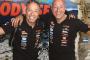 Robert van Pelt klaar voor de start van de Dakar Rally