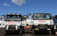 Riwald dakar team: Helaas nog geen finish
