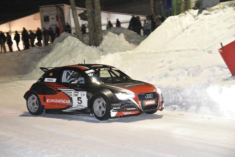 Nathanaël Berthon en Belgian Audi Club Team WRT een stap dichter bij de titels