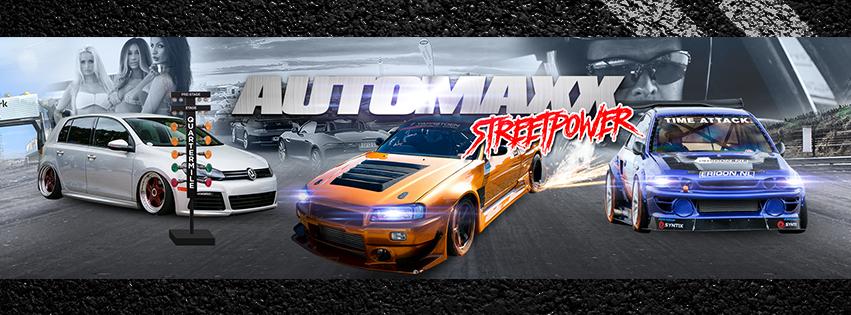 Zondag 19 maart: AutoMaxx Streetpower op Circuitpark Zandvoort