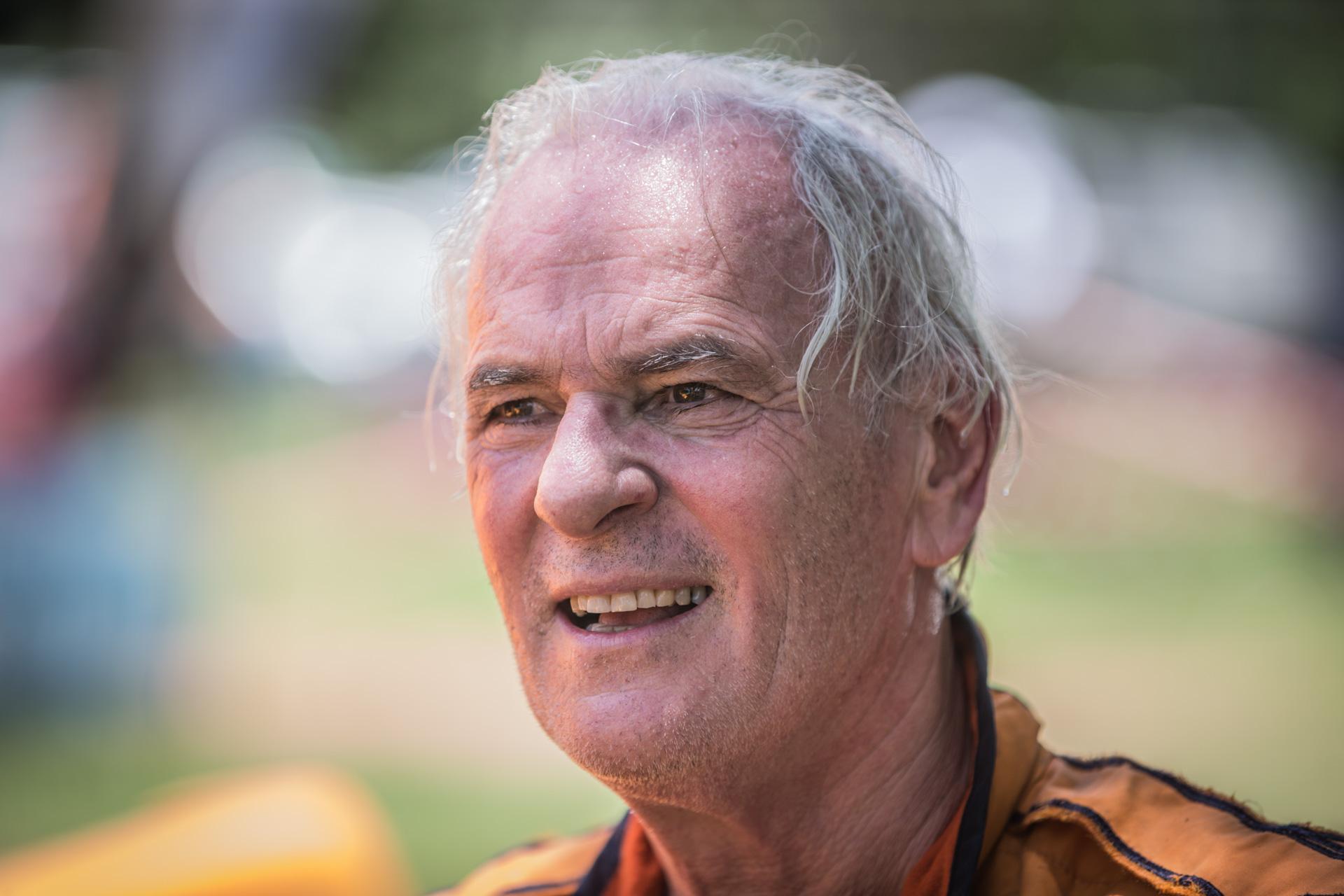 Maik Willems begint rustig aan Dakar 2017