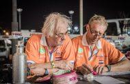 Graspol zit Bastion-Toyota dwars in vijfde etappe