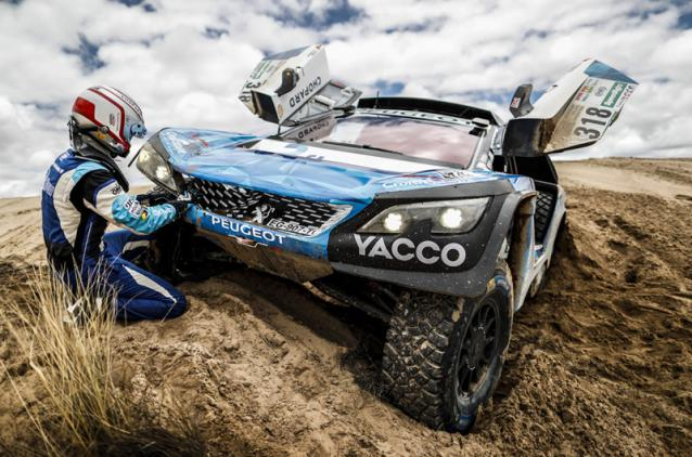 Dakar 2017 etappe 8: Net toen je dacht dat het niet erger kon