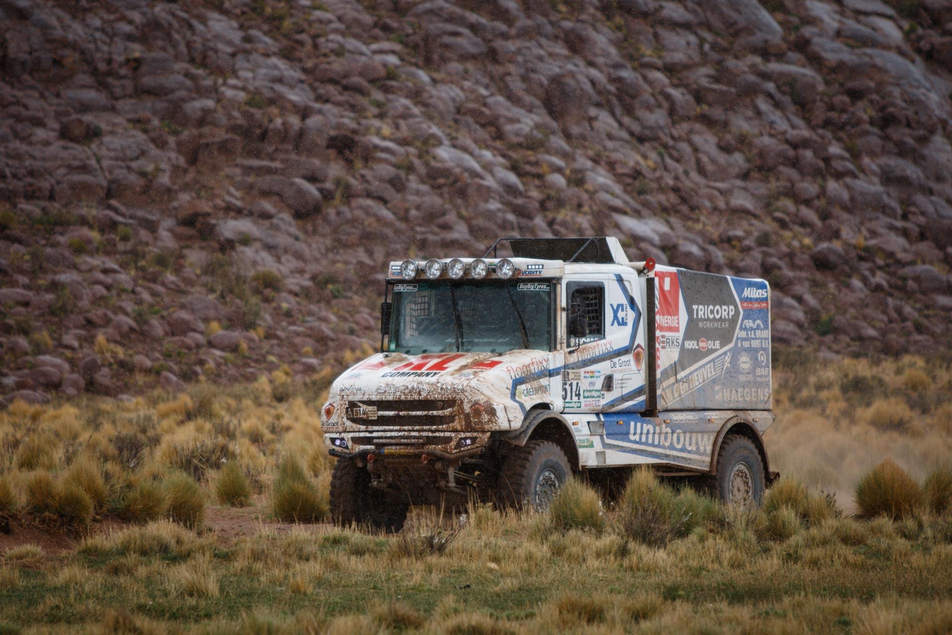 Dakarspeed: etappe 5: Tupiza - Oruro