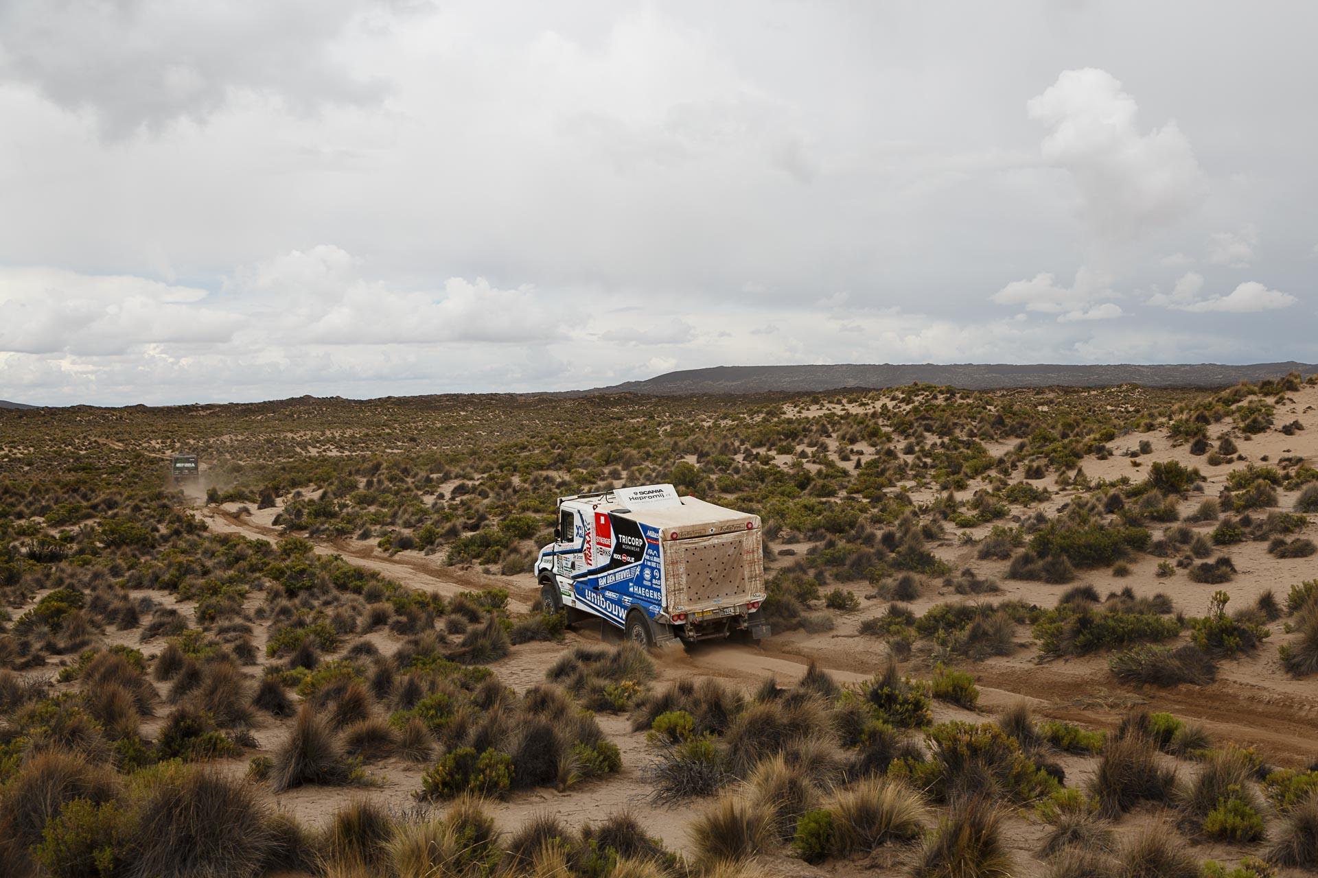 Dakarspeed: etappe 8 Uyuni - Salta