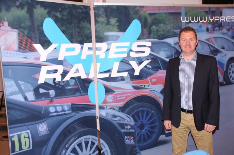 Warm welkom voor de Ypres Rally in Birmingham