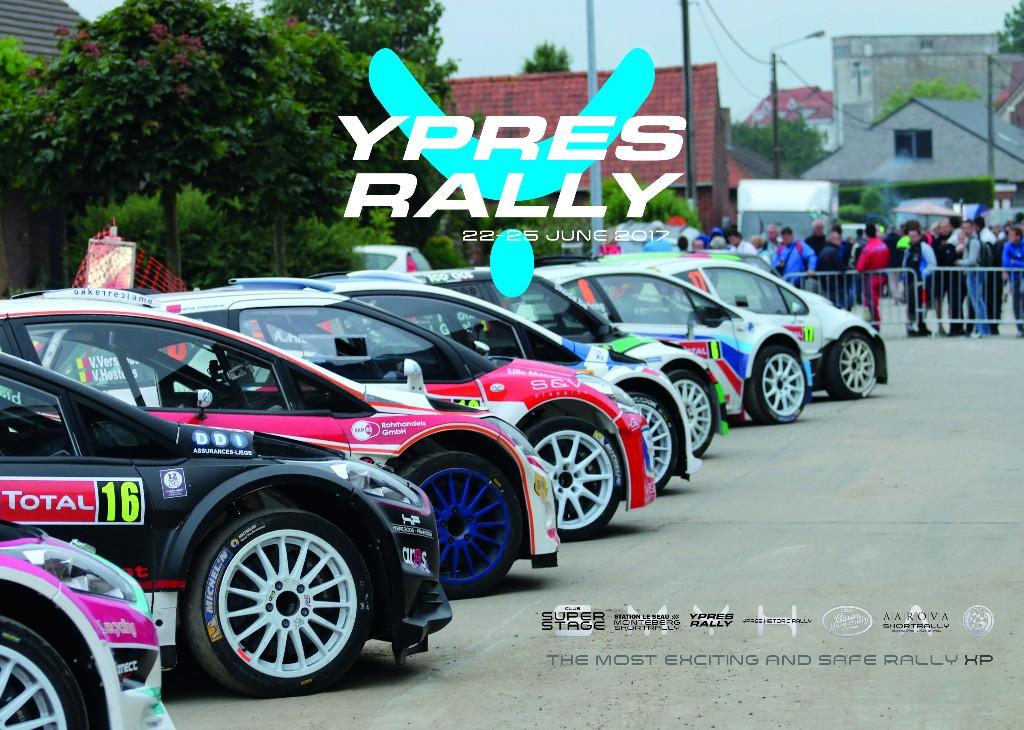 Ambitieuze plannen voor de Ypres Rally
