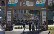 Robert van Pelt begint rustig aan de Dakar Rally