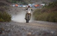 Robert van Pelt sluit de eerste Dakarweek in de top 50 af