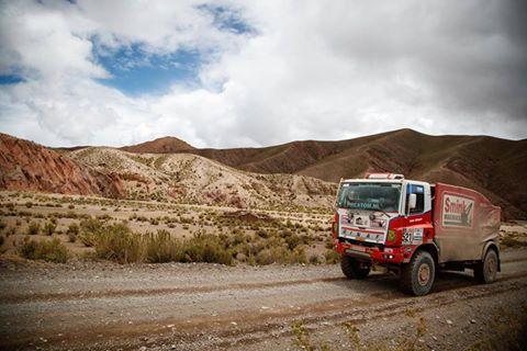 Smink Rallysport: We kruipen langzaam naar de top 10