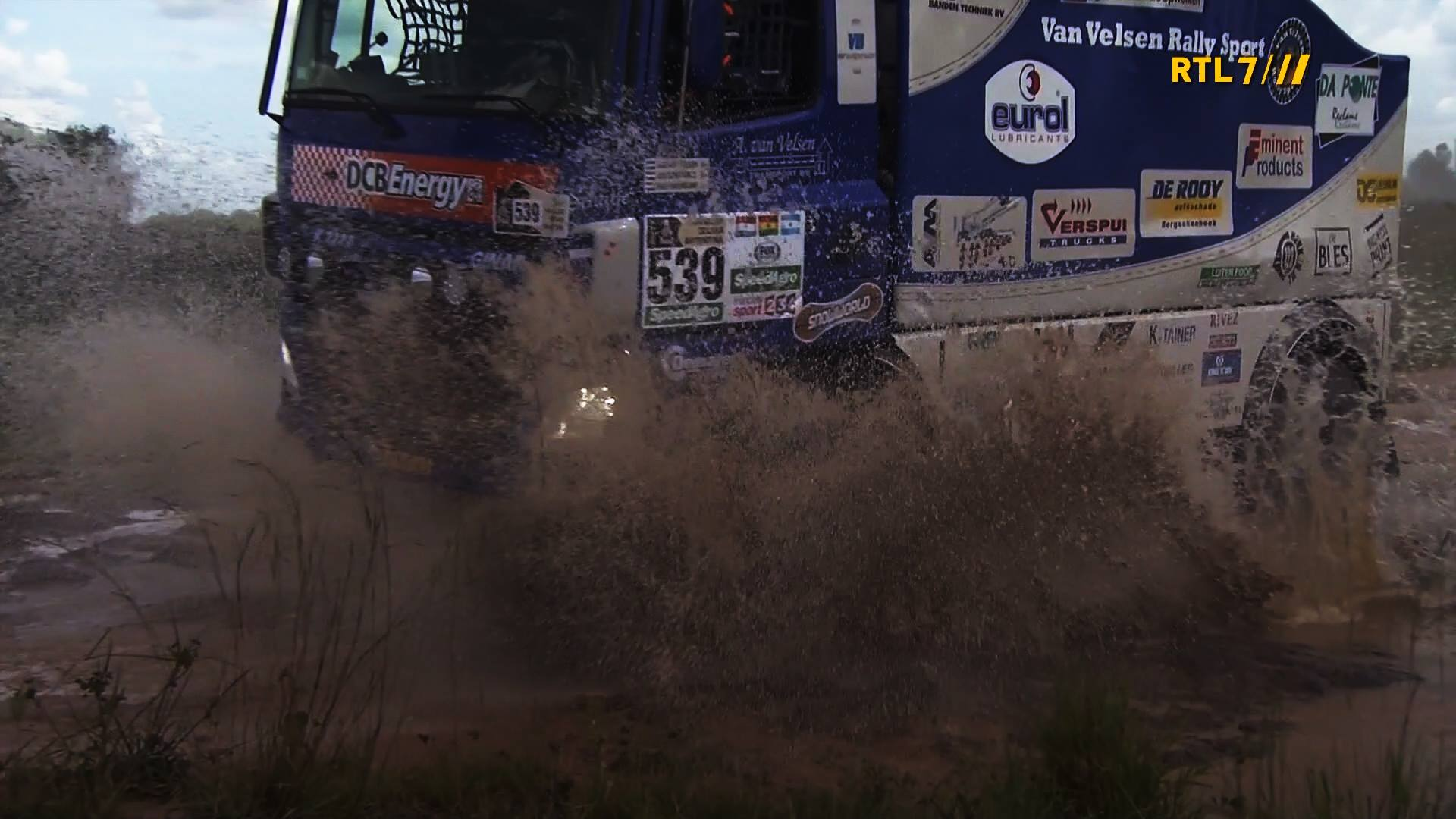 Van Velsen Rally sport: Etappe 7: het ging super!