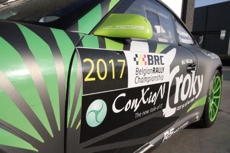 ConXioN versterkt zijn engagement in het BRC 2017