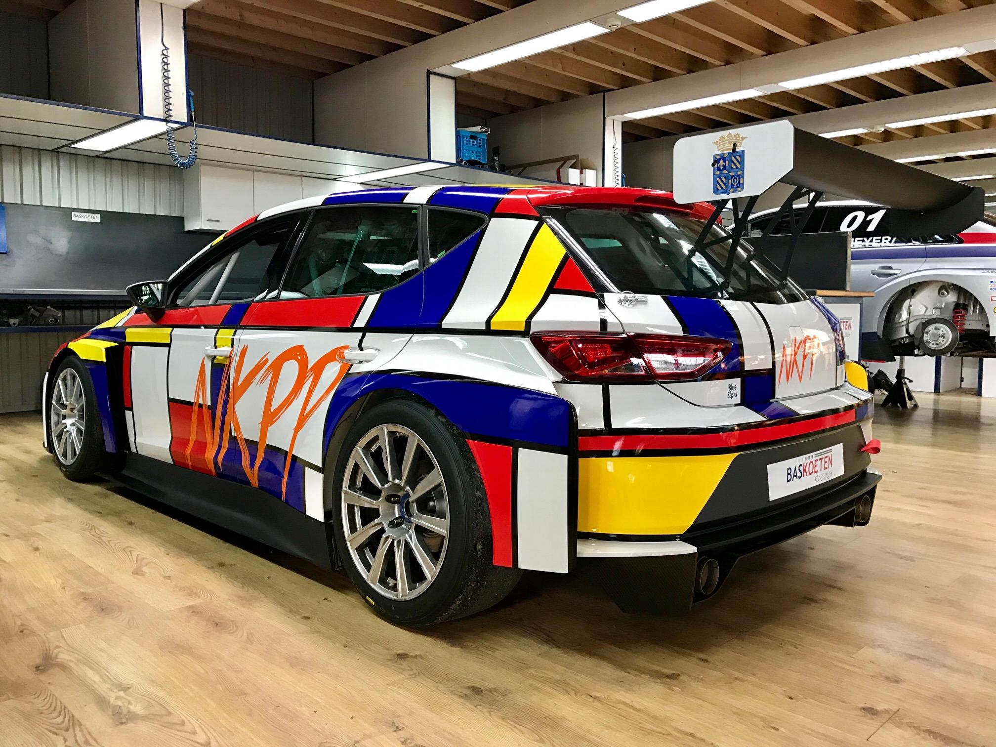 Volop TCR actie voor Bas Koeten Racing in 24h (TCE) Series