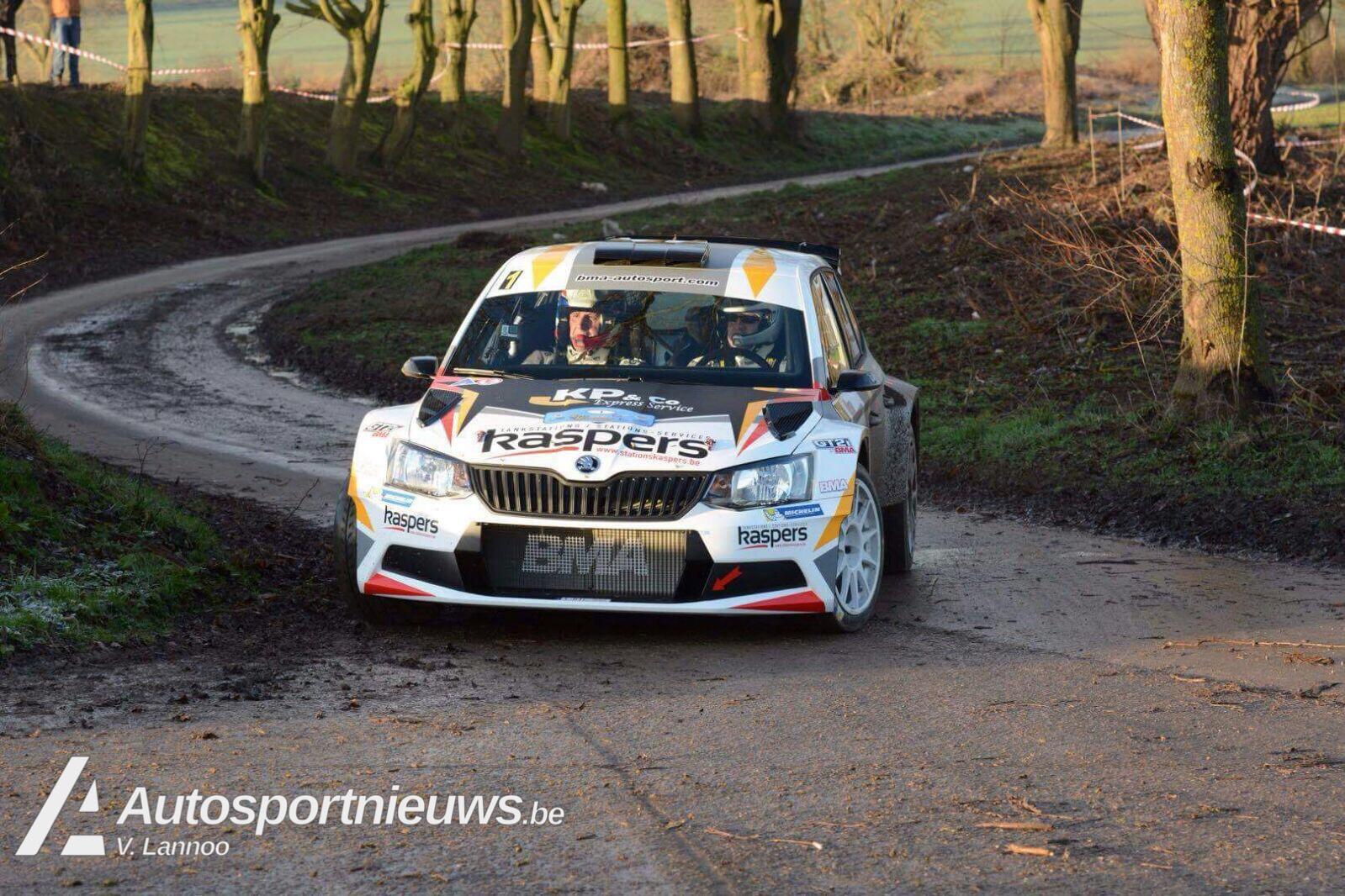 Kris Princen domineert de Rally van Haspengouw