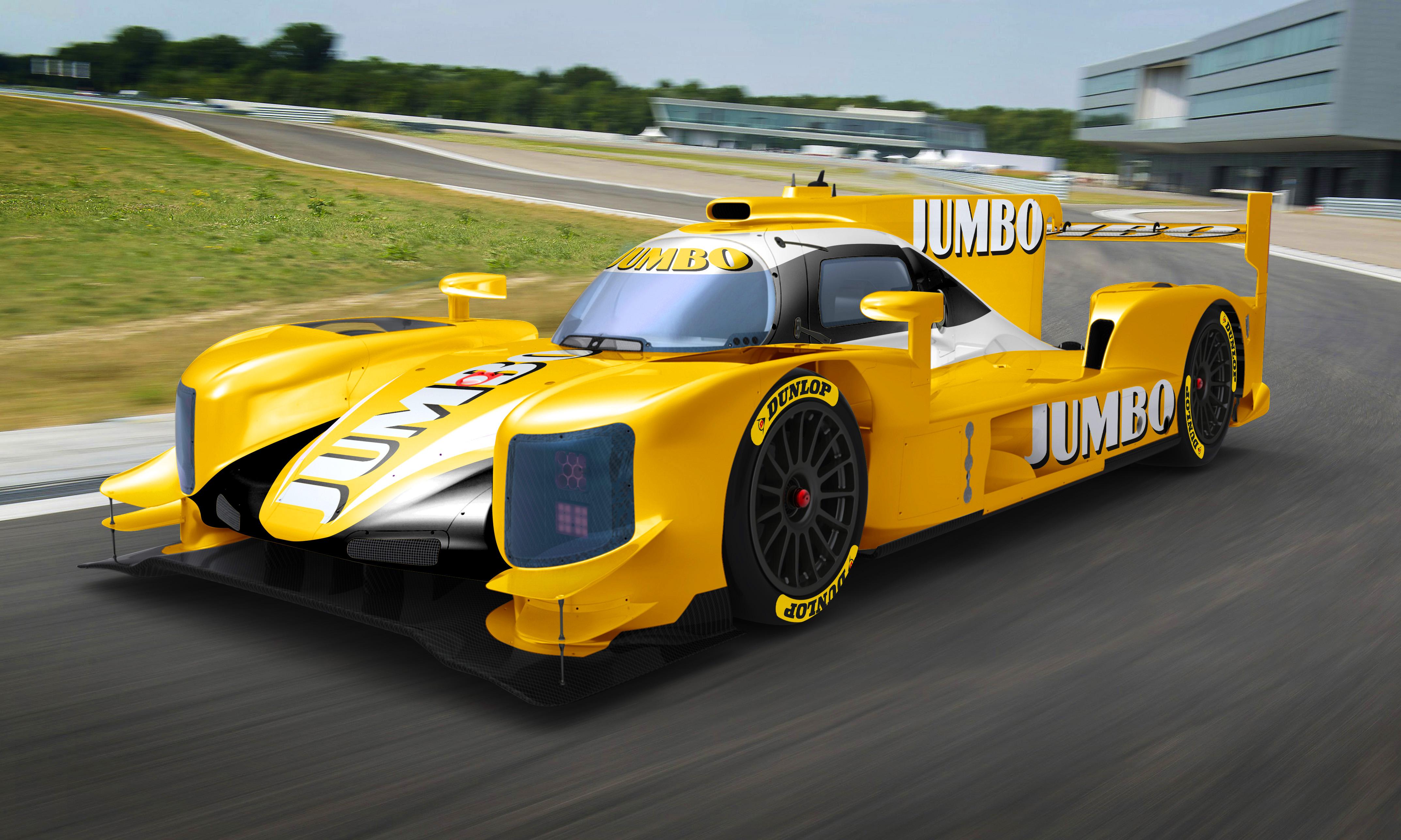Racing Team Nederland geaccepteerd voor de 24 uur Le Mans