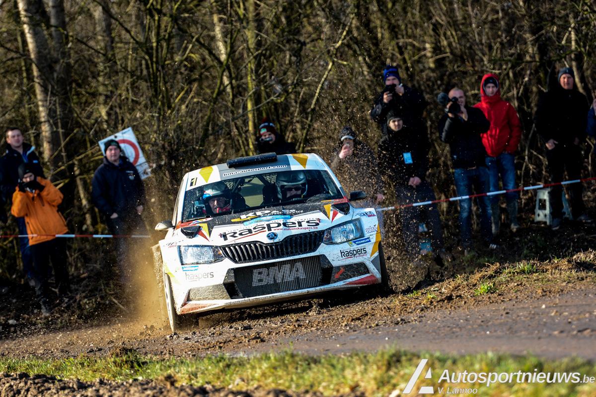 Eerste info over de Rally van Haspengouw 2018