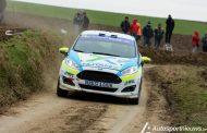 Wedstrijdverslag Stijn Pacolet - Rally van Haspengouw 2017