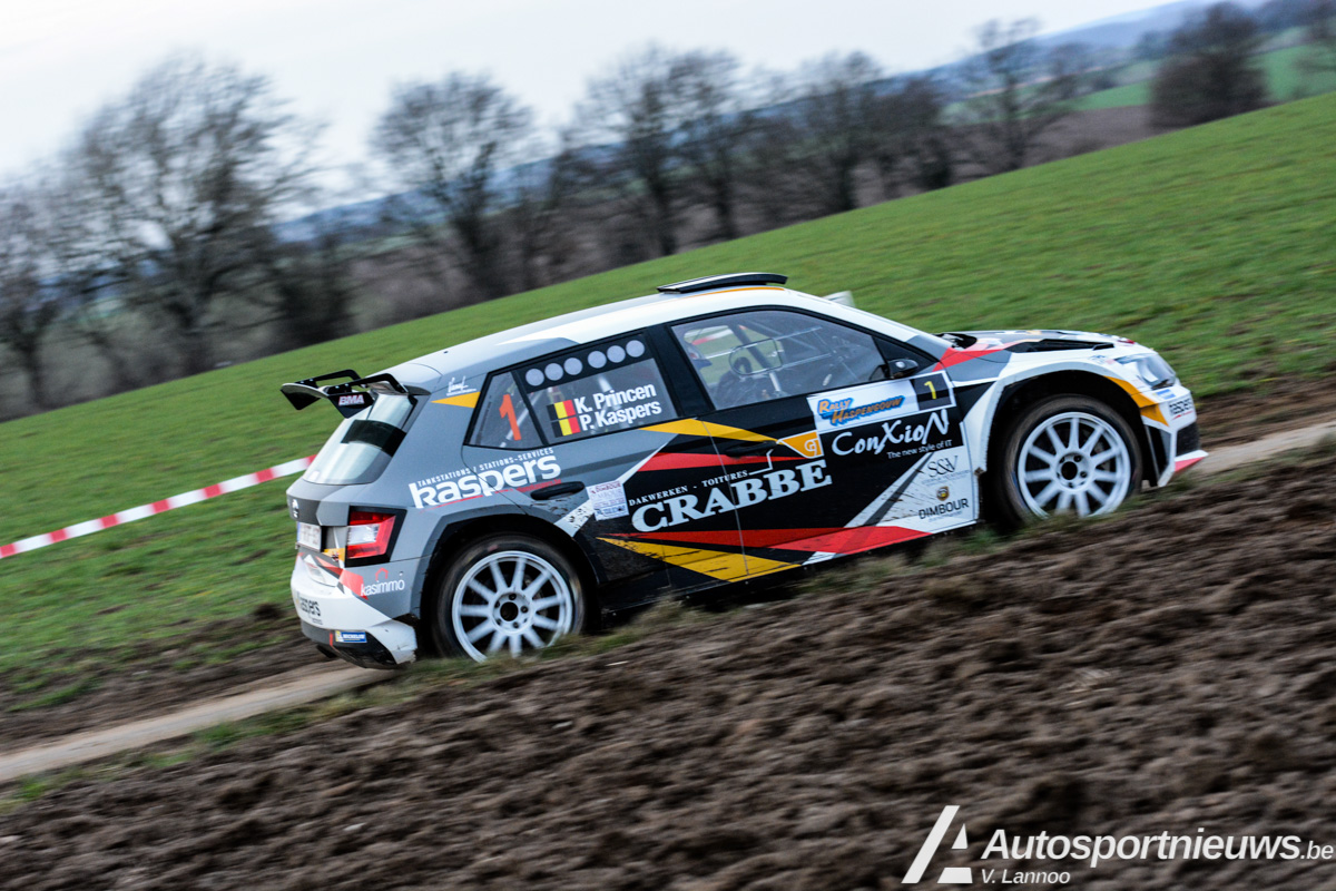 Eerste R5's, Wrc, Bmw's en historics bekend - Rally van Haspengouw 2018