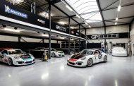 GP Elite opent nieuw multifunctioneel pand en presenteert raceteam Porsche GT3 Cup Challenge Benelux 2017!