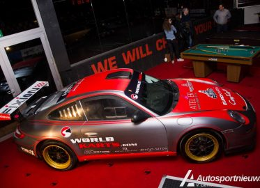 Presentatie Porsche Rally 2017 – V. Lannoo