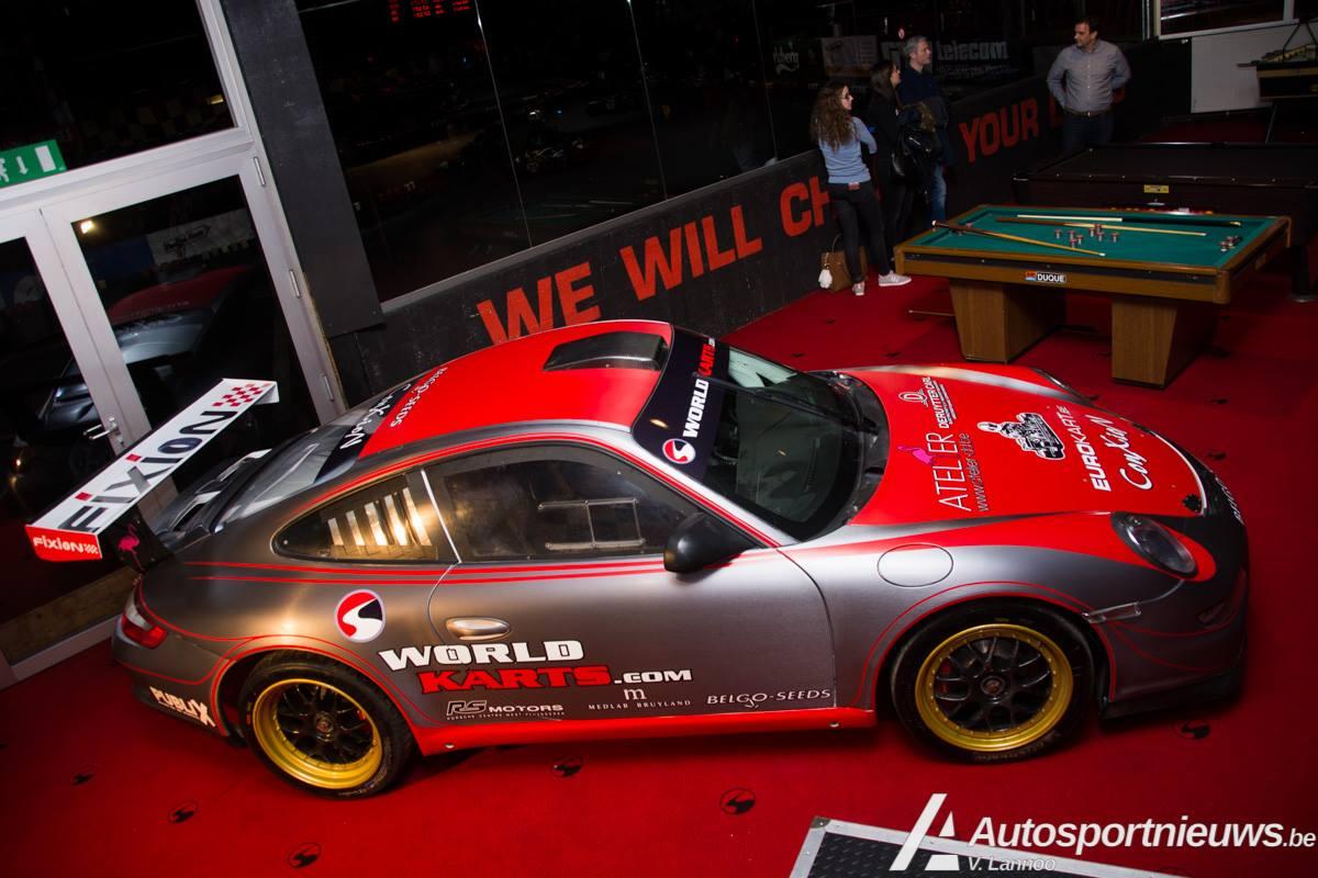 Album: Presentatie Porsche Rally 2017 – V. Lannoo
