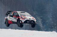 WRC 2017: Dubbelslag voor Latvala in Zweden