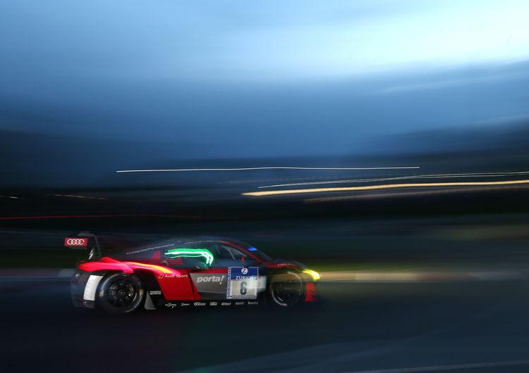 Vier maal fabriek ondersteunde Audi R8 LMS tijdens 24h Nürburgring