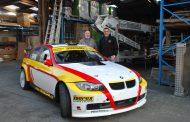 Vincent Vandenabeele in Moorslede met Bmw E90