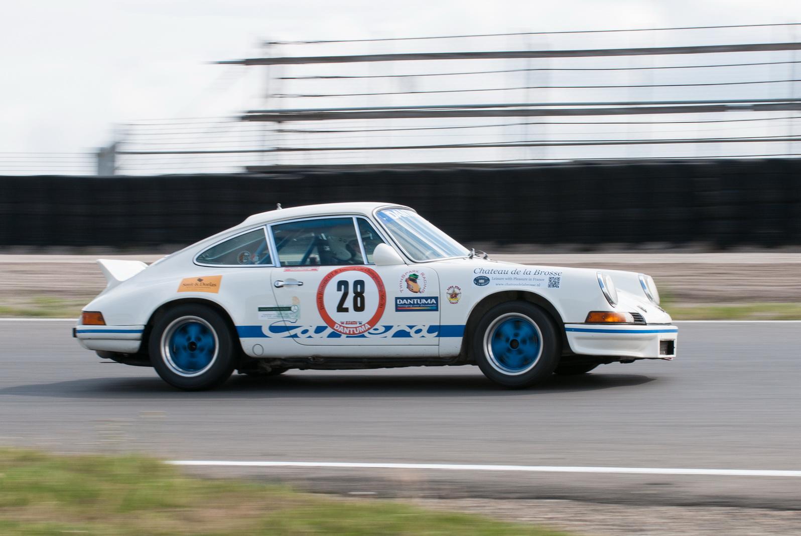 Pinksterzondag 4 juni: Paddock Porsche op TT Circuit Assen
