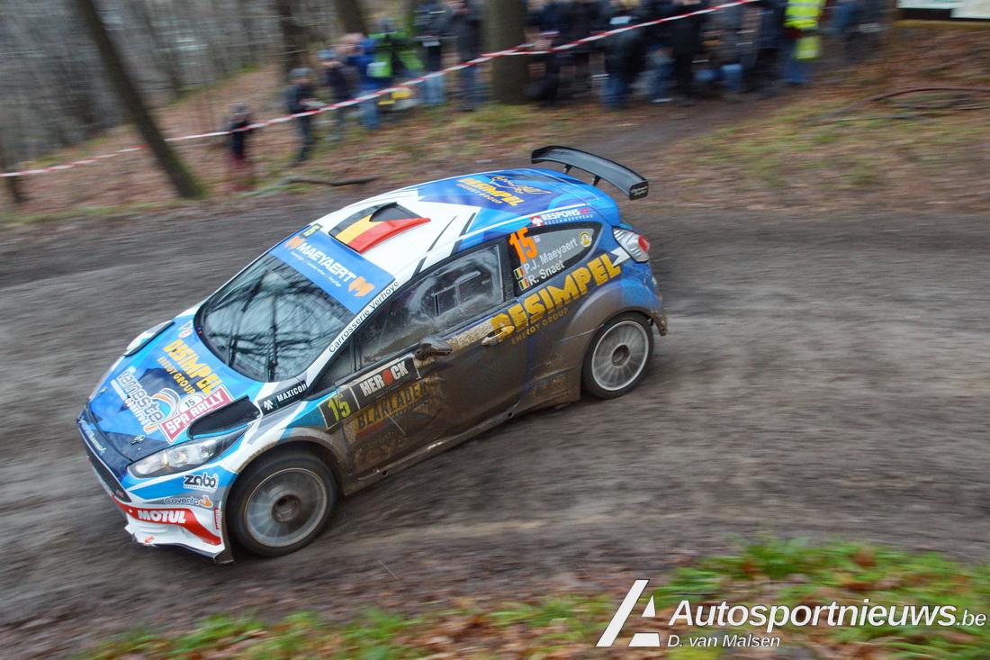 Album: Spa rally 2017 - Dik van Malsen