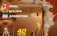 Dakar Rally keert in 2018 terug naar Peru