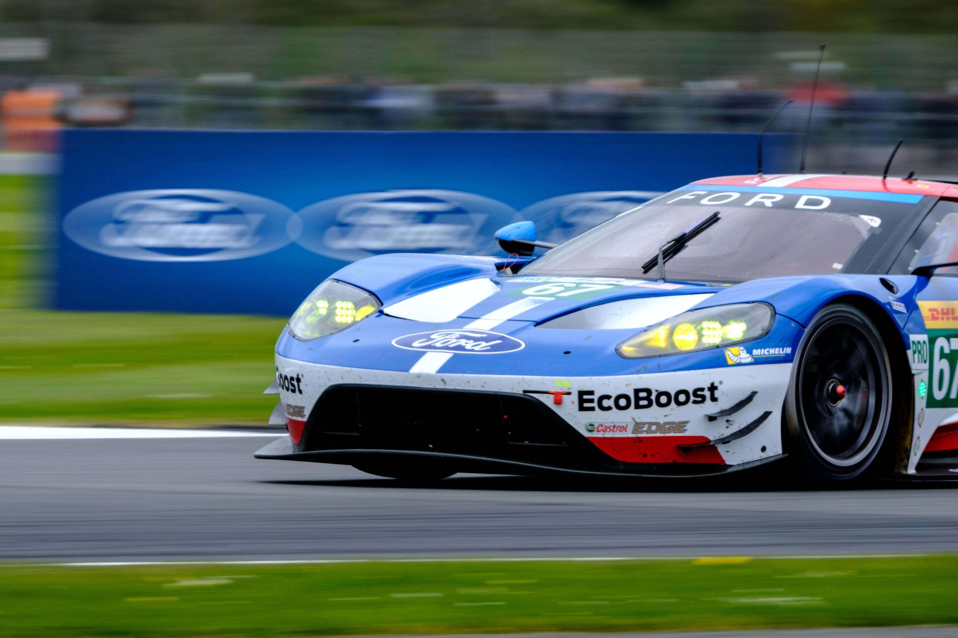 Ford wint opvallend de LMGTE Pro classe in Silverstone