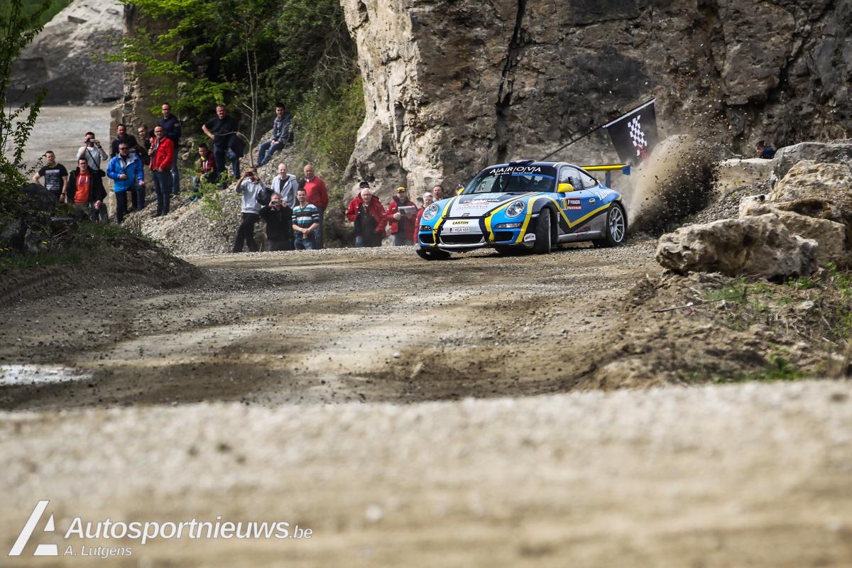 Rallye de Wallonië - timing en een voorlopige deelnemerslijst om van te smullen!