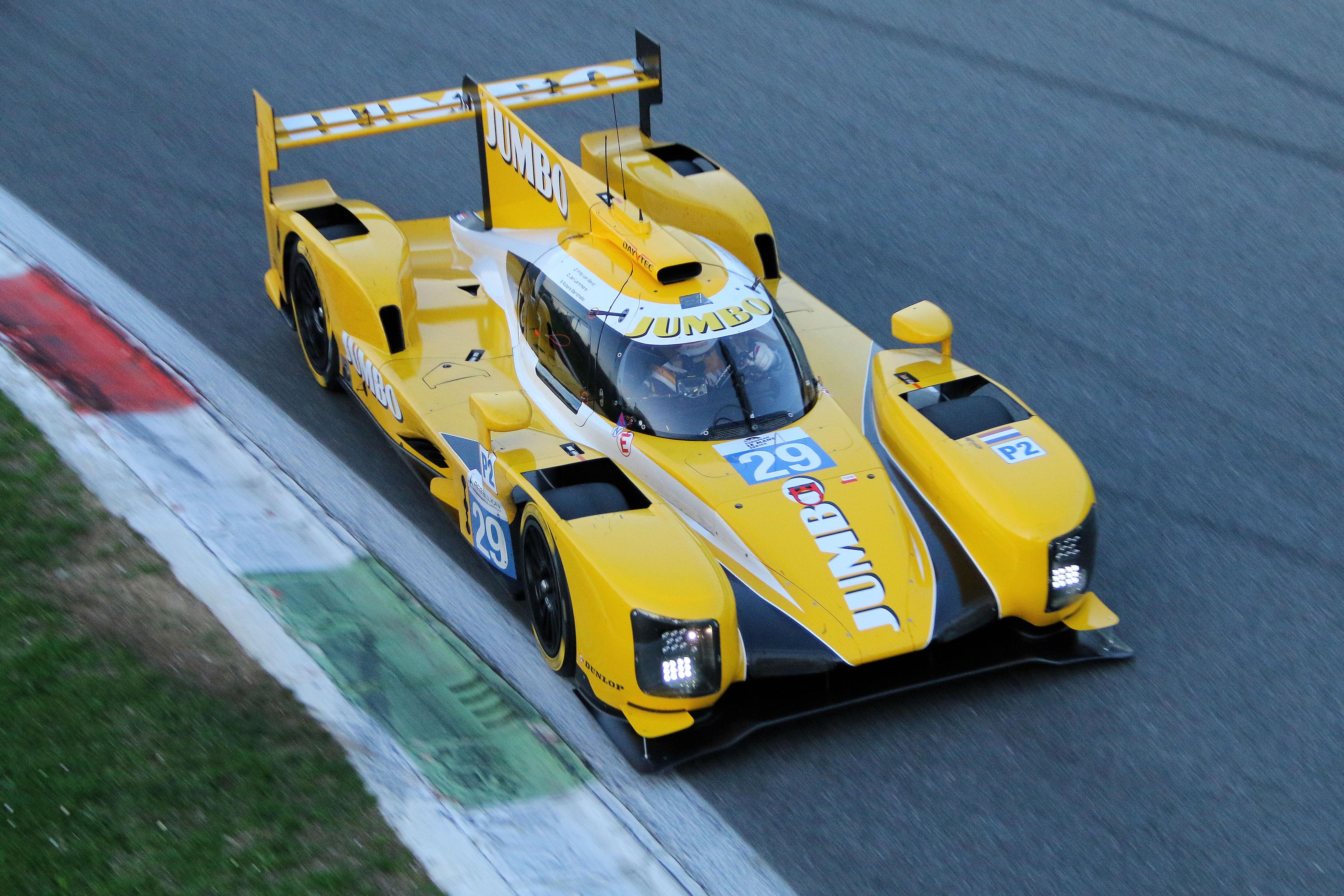Racing Team Nederland debuteert in de European Le Mans Series