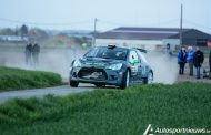 Foto's online - Shakedown Tac Rally 2017 - V.Lannoo