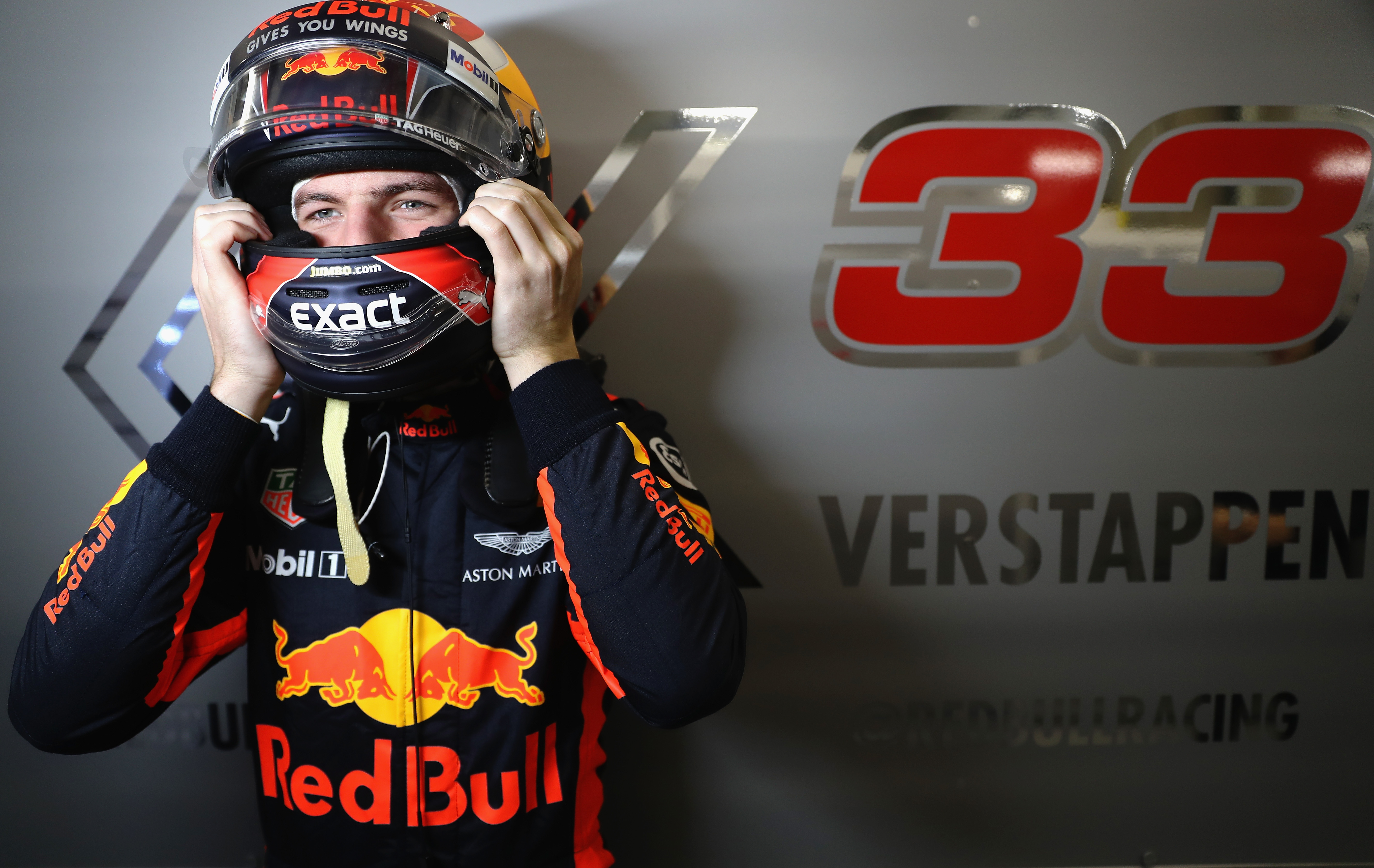Max Verstappen en Red Bull Racing verlengen tot en met 2020
