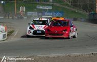 Derde ronde NK Rallycross zondag 11 juni