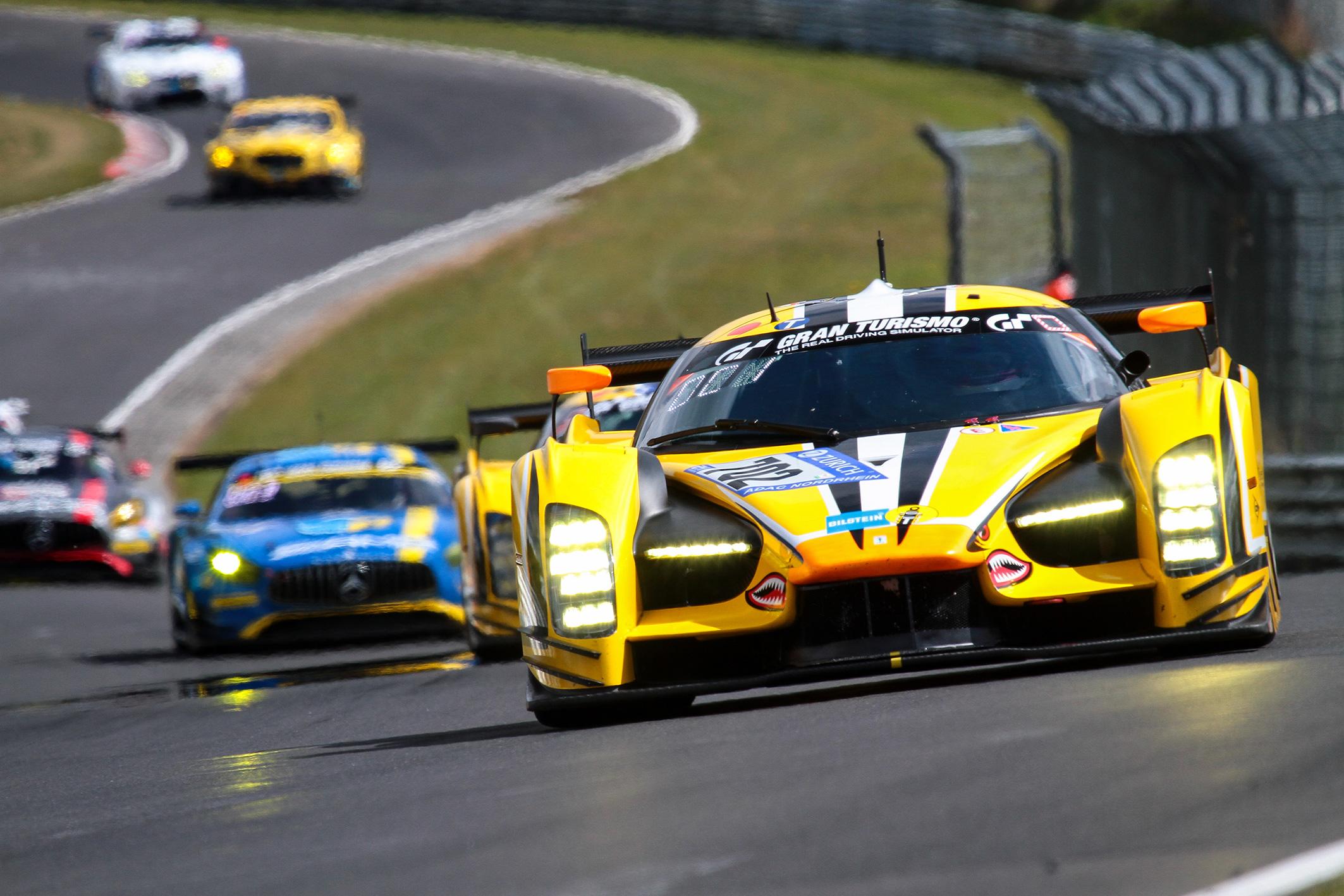 De grootste autorace ter wereld: het ADAC Zurich 24h-Rennen Nürburgring van 25 t/m 28 mei