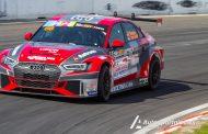 Mooie score voor Stan van Oord in TCR Audi tijdens Verstappen fandagen op Zandvoort